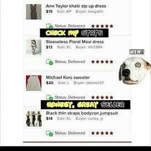 Dresses & Skirts - 5⭐⭐⭐⭐⭐'s Great seller honest + trustworthy